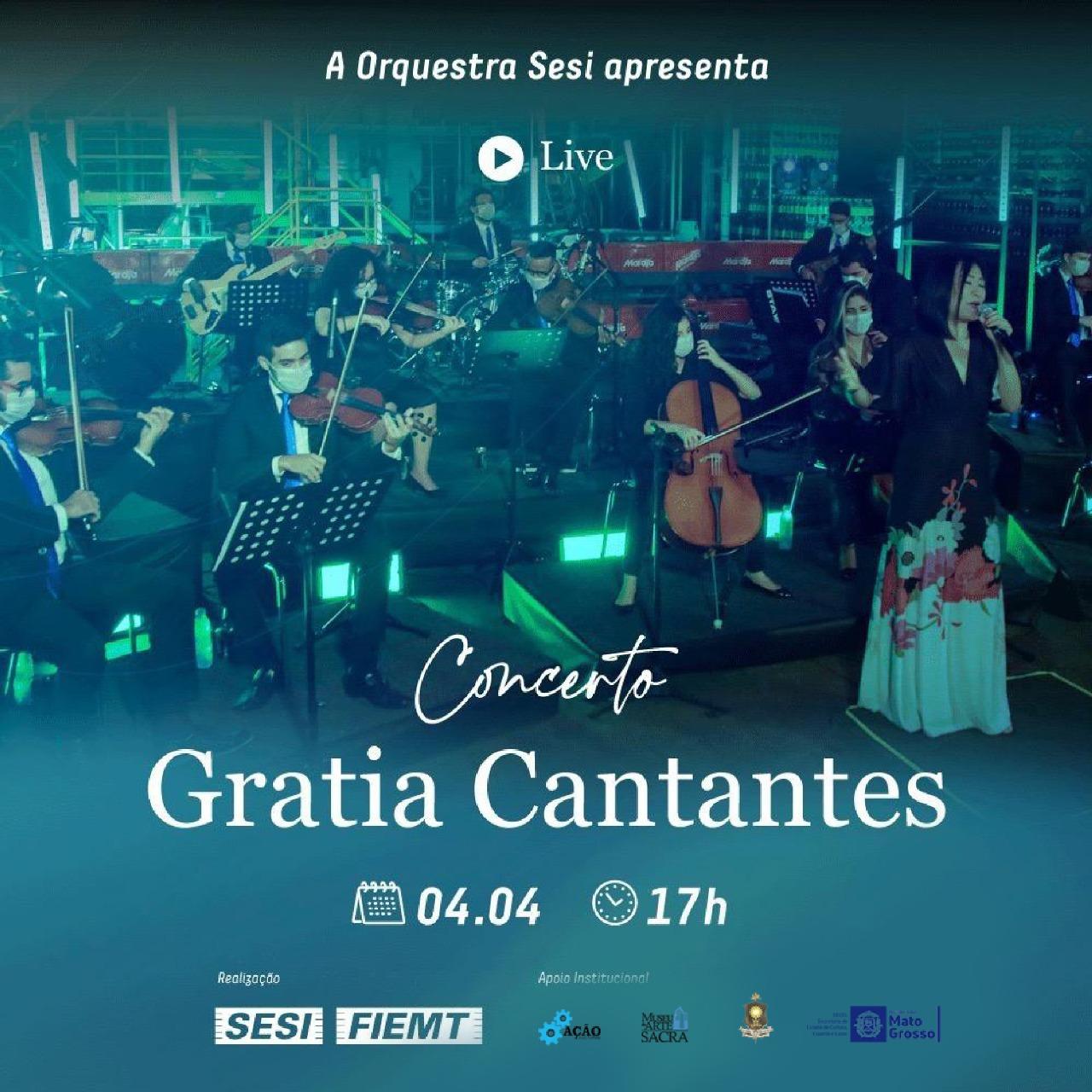 Concerto – Gratia Cantantes